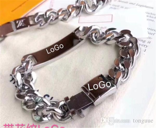 Stainless steel cast bracelet titanium steel men glossy personality fashion  high-end bracelet
