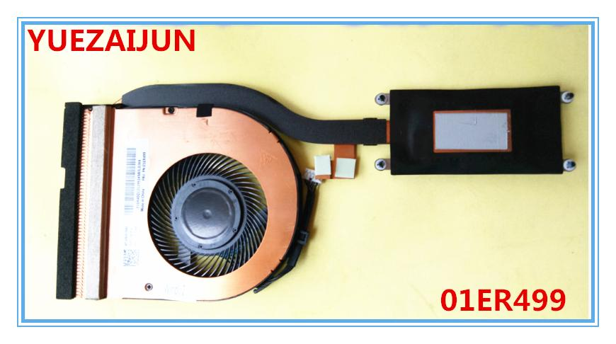New for Lenovo ThinkPad T480 T480s Cooling Fan and Heatsink 01ER499  AT169002SS0