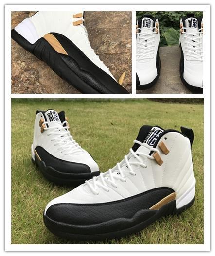 b128fef6327717 Купить Оптом Nike Air Jordan Retro Shoes Дешевые Новые 12 Китайский ...