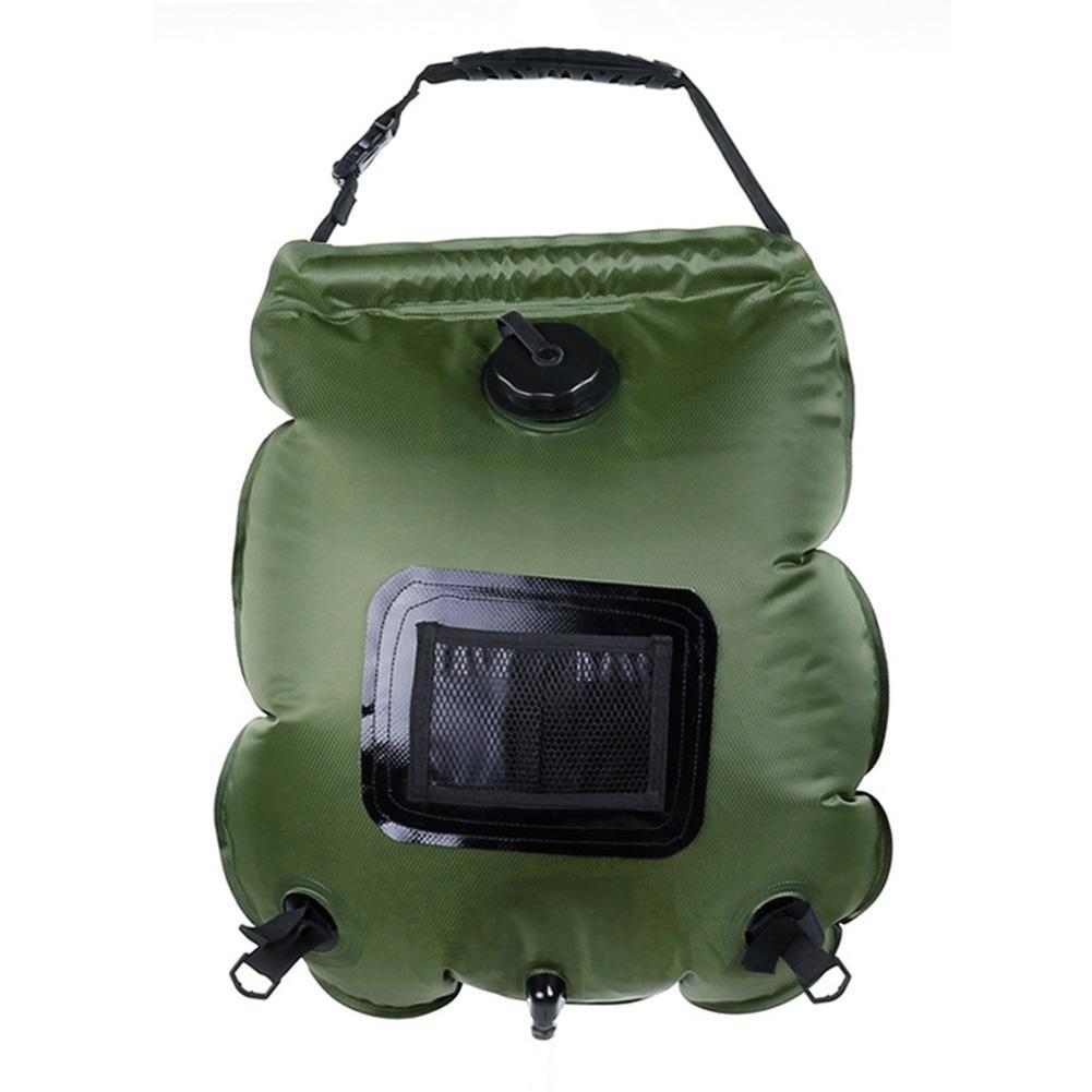 dca67c24ad Acheter Sac De Douche Solaire Portable 20L Chauffage Camping Eau Chaude  Randonnée Extérieur De $27.37 Du Totebeauty | DHgate.Com