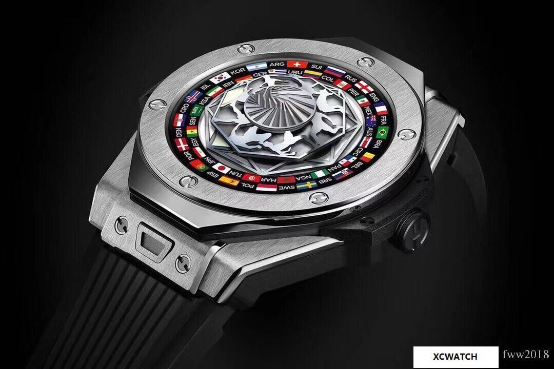 448cf9f62f2b Compre Reloj Internacional Del Sur De La Ciudad Ginebra De Los Hombres De  Lujo AAA Marca De Lujo Maquinaria Automática Reloj De Los Hombres De La  Moda Reloj ...