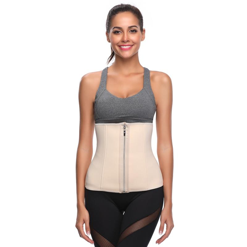 27dd6400959 Plus Size Body Shaper Waist Trainer Modeling Strap Girdle Belt Women  Slimming Waist Corsets Control Abdomenal Tummy Shaper Belt Online with   50.88 Piece on ...
