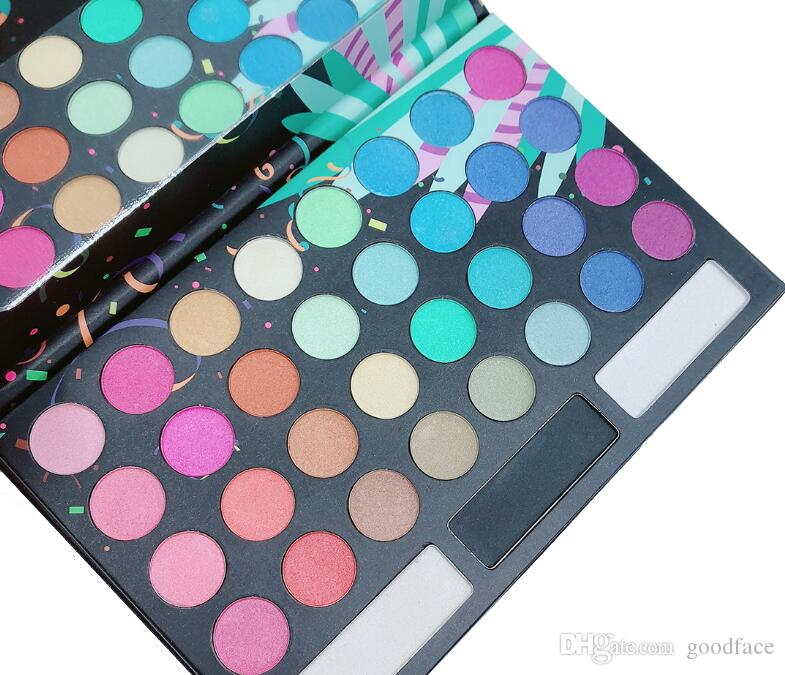 in stock Black Model 35 Colors Palette TAKE ME BACK TO BRAZIL Eyeshadow Palette 35color Eye Shadow Makeup