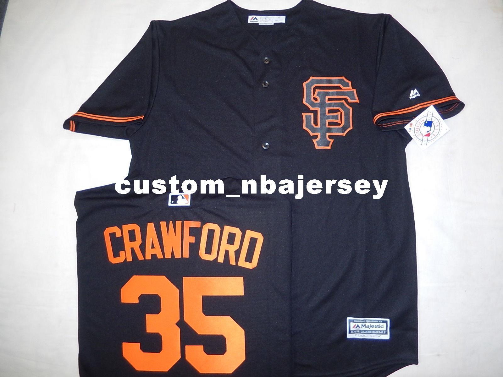 best service ad9ca cb006 crawford black jersey