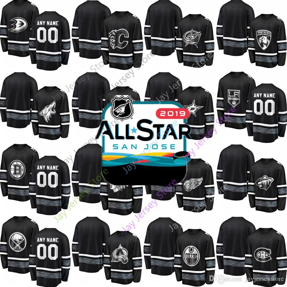 738530d85 2019 NHL All Star Game Jersey Heiskanen Getzlaf Pastrnak Eichel Kane Toews  MacKinnon Atkinson Foligno Seguin McDavid Kopitar Granlund Parise UK 2019  From ...