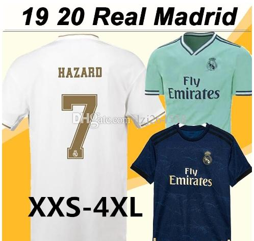75d9764f59 Compre Camisas De Futebol New Camisa Real Madrid 2020, Chandal ...
