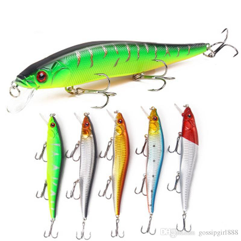14cm 23g Long Casting New Model Fishing Lures Hard Bait Dive 0.8-1.2m Quality Wobblers Minnow Fishing Bait