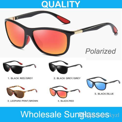 2cdefcba1d5 Polarized Sport Sunglasses Womens Wholesale UV400 Men Women Sports Sunglass  Driving Fishing Beach Glasses High Quality Cheap Price Wiley X Sunglasses  Mirror ...