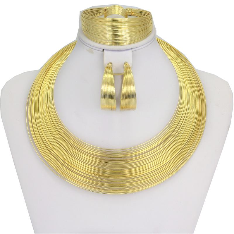 Купить Оптом <b>Liffly Fashion Дубай</b> Золотые Комплекты ...