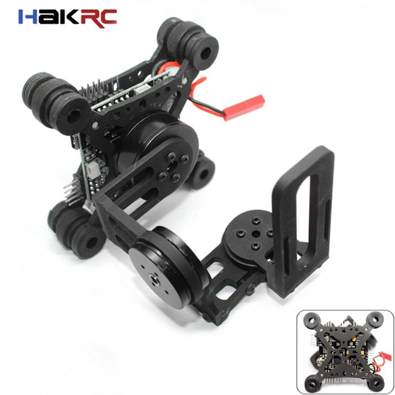 3 axis HAKRC Storm32 3 Axis RC Drone FPV Accessory Brushless Gimbal W/ Motors & 32 bit Storm32 Controlller for Gimbal Gopro3