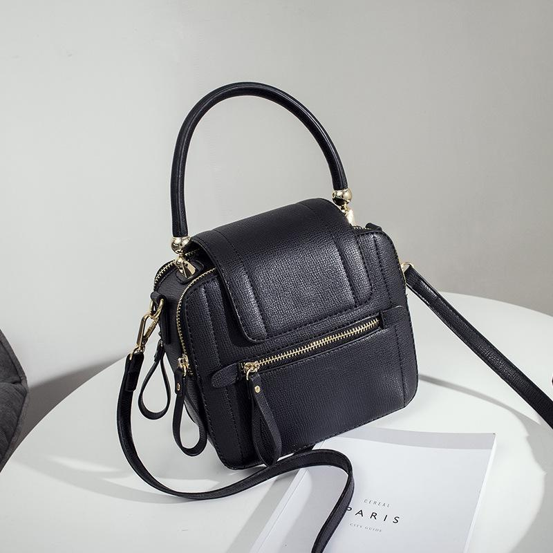 Nice New Handbag Tide All Match Small Bag Crossbody Bag Korean Personality  Fashion Handbags Sell Chinese Manufacturing Leather Satchel Ladies Bags  From ... f50714fa8a31f