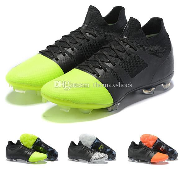 the best attitude 54efd ddc44 New Mercurial Greenspeed Superfly GS 360 Elite FG GS360 Green speed CR7  Mens High Soccer Shoes Football Boots Cleats Size 39-45