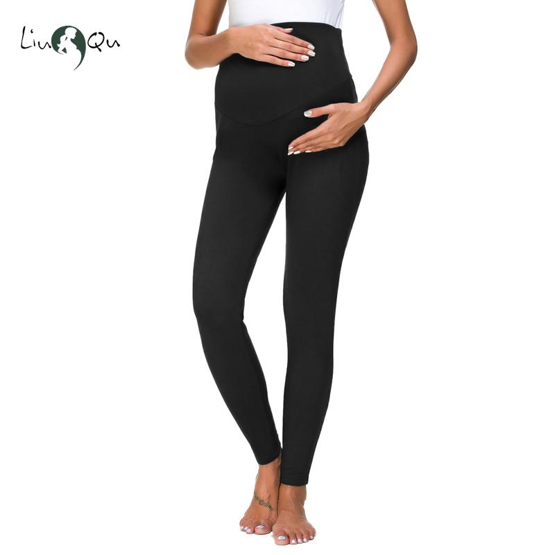 1e6aa745a62ce Skinny Super Stretch Long Pants Maternity Clothing Womens Pregnancy ...