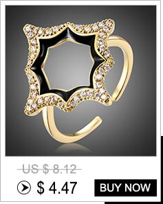 AZORA Nigerian Water Drop Cubic Zirconia Wedding Jewelry Set inlay Luxury Crystal Bridal Jewelry Set Gift For Bridesmaids TG0267