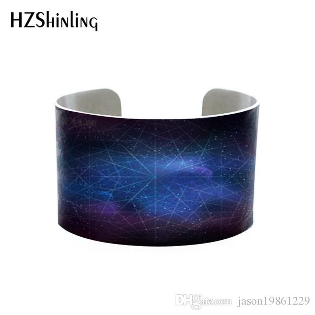 12 Gemini Zodiac Constellation Bracelet LeoHandmade Bangle Bracelet Horoscope aluminium Expandable Bangle Gemini Jewelry New Age