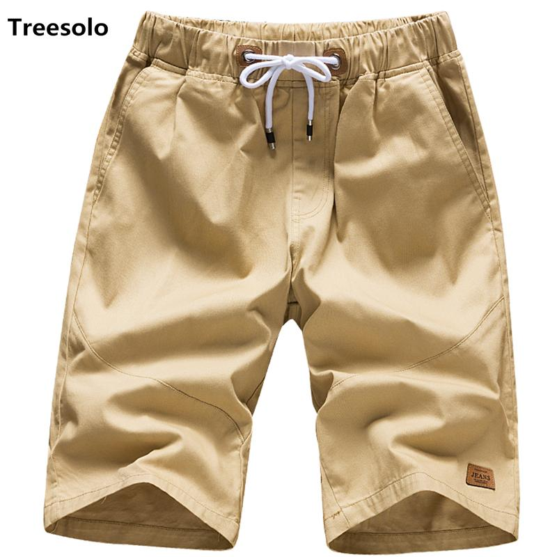 Casual Shorts Men Short Mens Summer Cotton Boardshorts Cool New Brand Shorts Knee Length joggers Large Size Men Style Short 9968