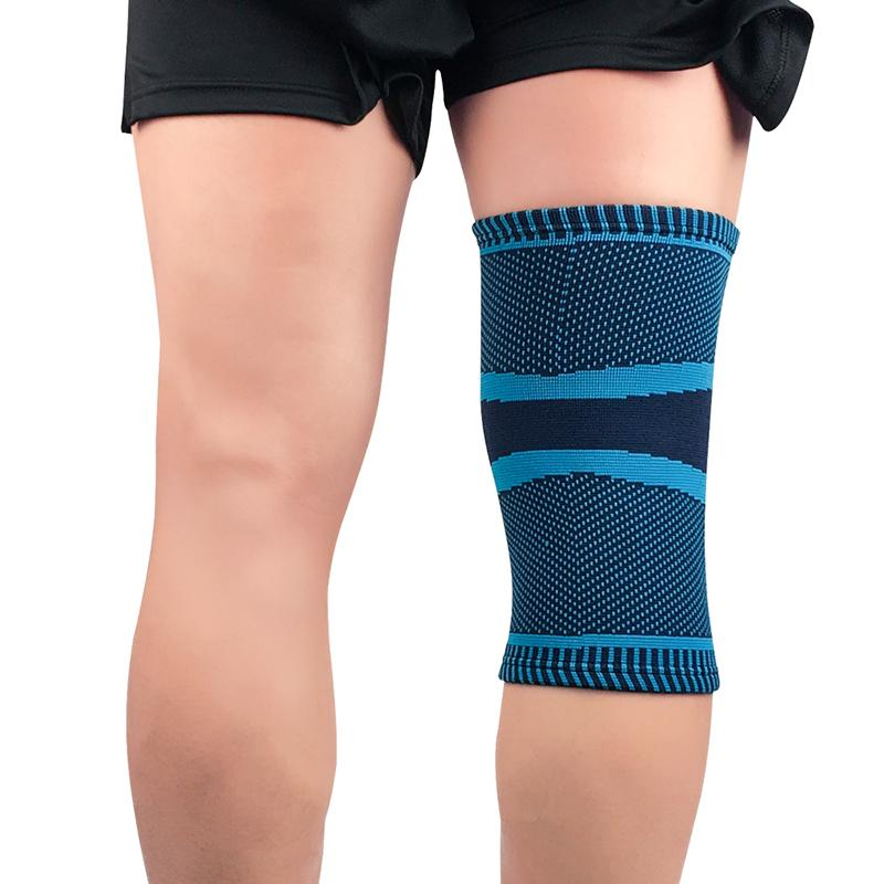 7631725bb3e78 2019 Sports Knee Pads Basketball Equipment Fitness Running Leggings Squat Knees  Warm Fitness Walking Riding Knee Pads From Qingbale, $32.94 | DHgate.Com