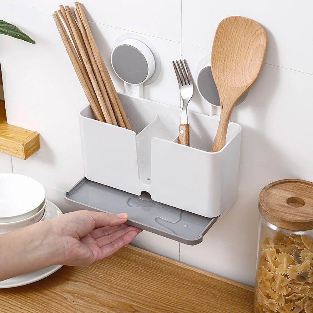 Acquista Cucchiaio A Parete Cucina A Sospensione Con Mensole Cucine ...