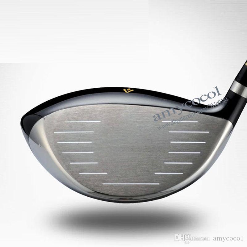 Nuova Golf Club HONMA Ucompleto di club Set ferri di legno conducente Putter e la borsa R o S Pozzo della grafite di trasporto