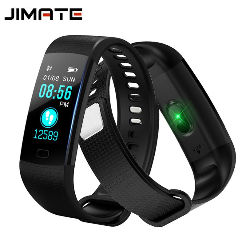 17f64225bc22 2019 Fit bit Banda deportiva Actividad Reloj Actividad Fitness Rastreador  Presión arterial Monitor de ritmo cardíaco Reloj inteligente Podómetro