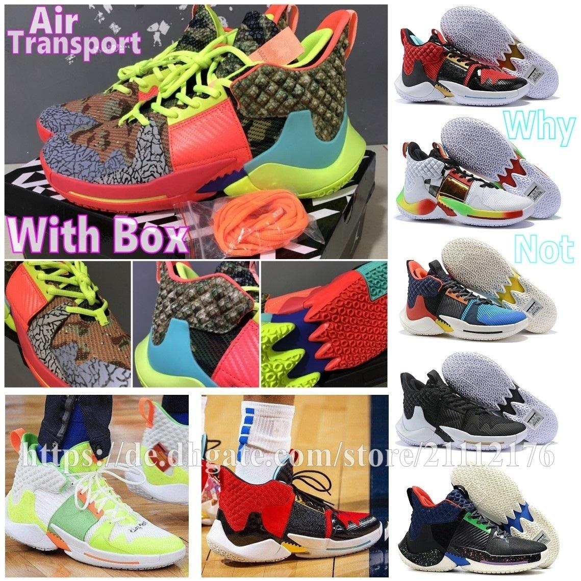 40-46 With High Quality Wholesale Price 2019 New Arrival Russell Westbrook Mens Basketball shoes sale why not zer02 sneakers store