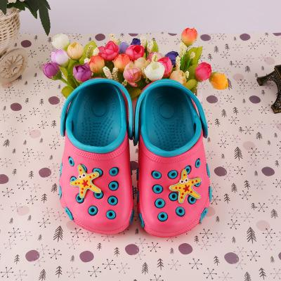 Kids Sandals for Children Neutral Waterproof Breathable Non-skid Non-smelly boys girls Casual Beach Shoes Wholesale Retail