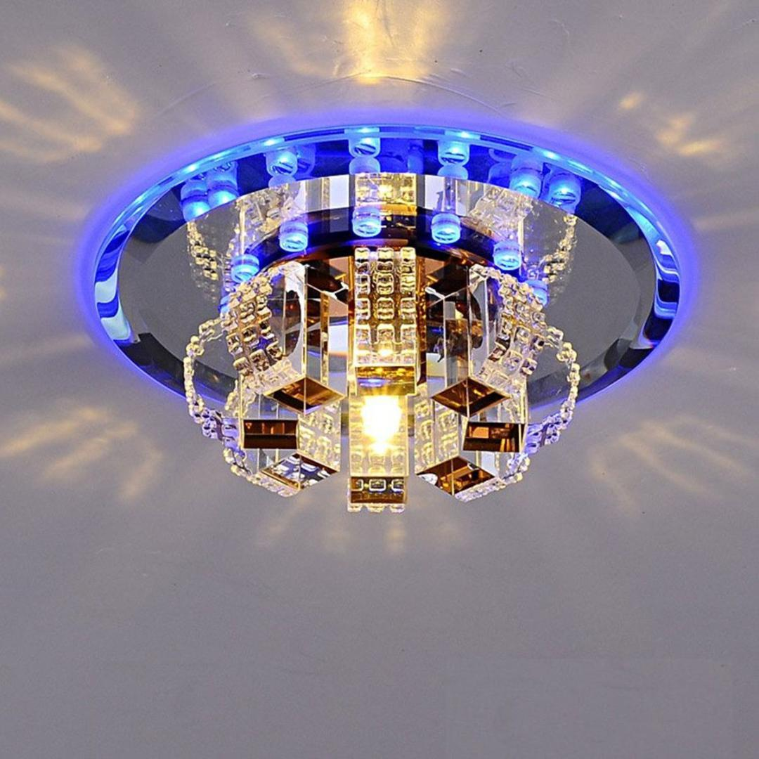 2019 3w modern crystal led light fixture chandelier ac220 240v from goddard 55 72 dhgate com