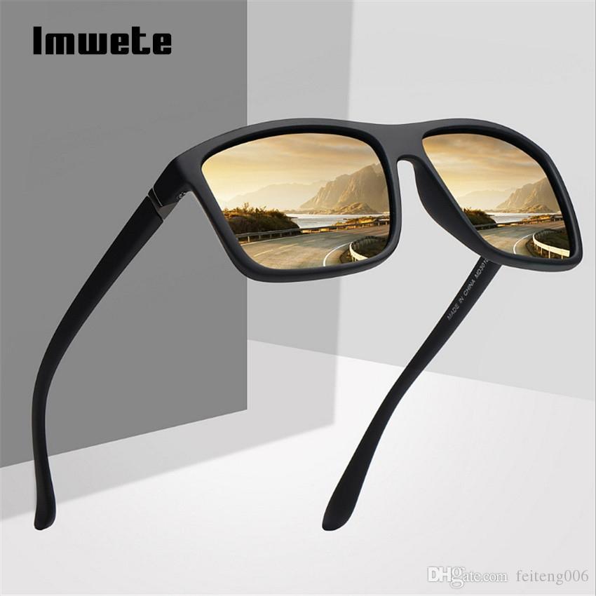 d2e57ff3b Compre Imwete Óculos Polarizados Homens Movimento Designer De ...