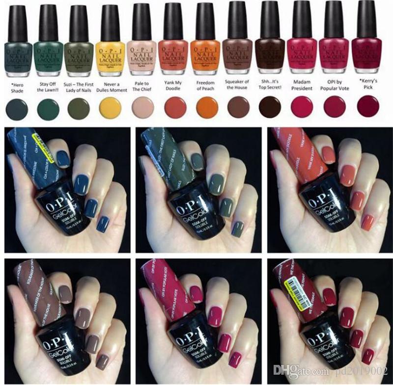 15ml Gelcolor Soak Off UV Gel Nail Polish Fingernail Beauty Care ...