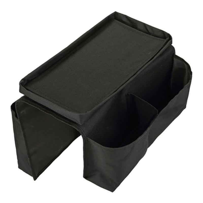 4 Pockets Sofa Arm Storage Bag Chair Couch Phones Storage Bags Holder Organizer