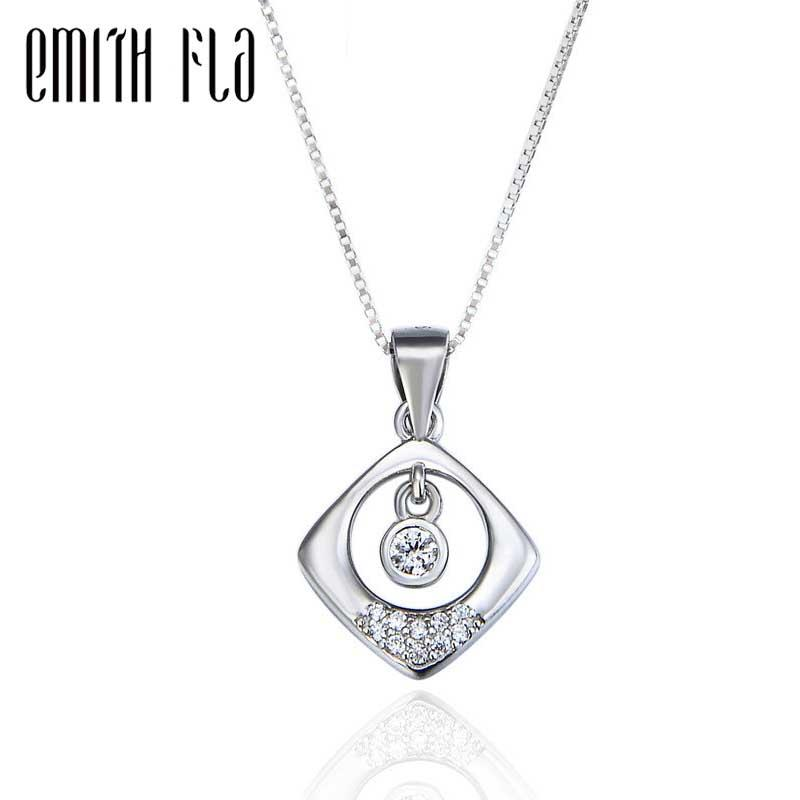 deff100bea64 925 Sterling Silver Fashion Necklaces & Pendants for Women Fashion ...