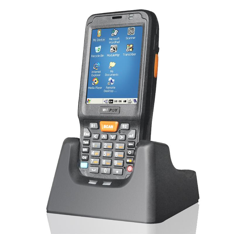 Urovo i6100S Windows CE 6 0 Enterprise Intelligence Mobile Terminal For 1D  2D Barcode Scanner With WCDMA WifiBluetooth4 0