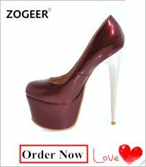 Plus Size 48 2019 New Sexy Slippers Women Extreme High Heels Sandals Platform Summer Shoes Woman Flip Flops Black White Red