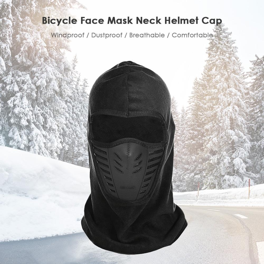 2019 Winter Unisex Windproof Motorcycle Bicycle Face Mask Neck Helmet Cap  Thermal Fleece Hat Men Women Skiing Masks For Hiking Fishing From  Dhbestshop1 02f01a5df