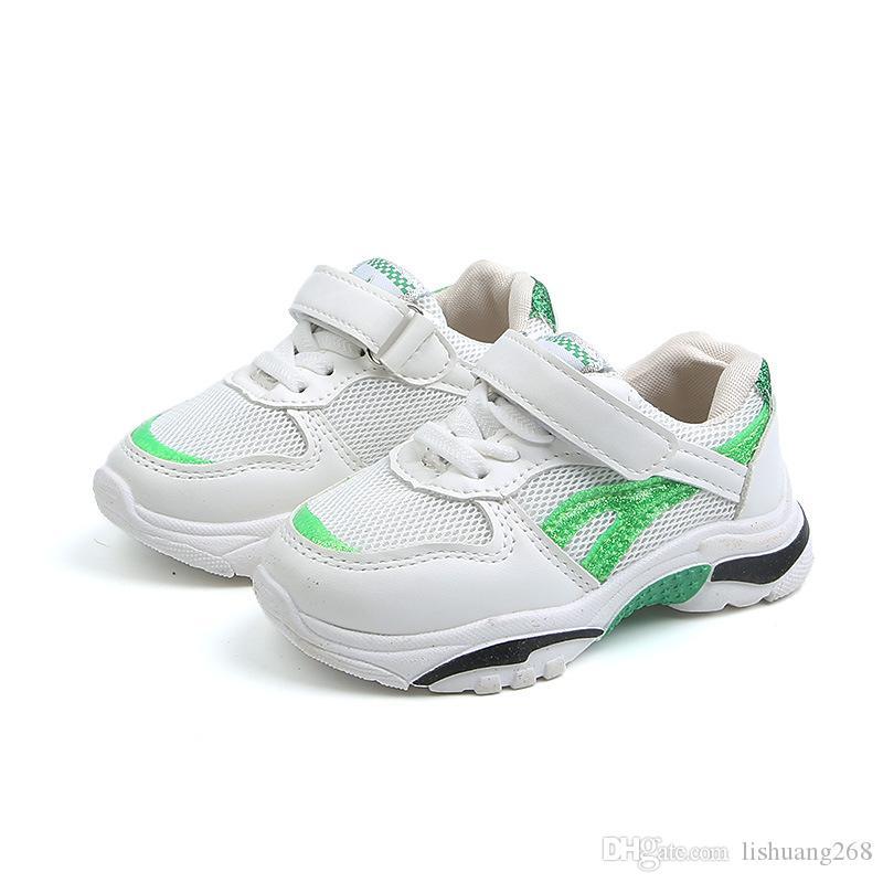 Treu Kinder Damen Herren Sneaker Mädchen Sportschuhe Freizeitschuhe Jungen Turnschuhe Schnelle Farbe Schuhe Für Mädchen Kleidung & Accessoires