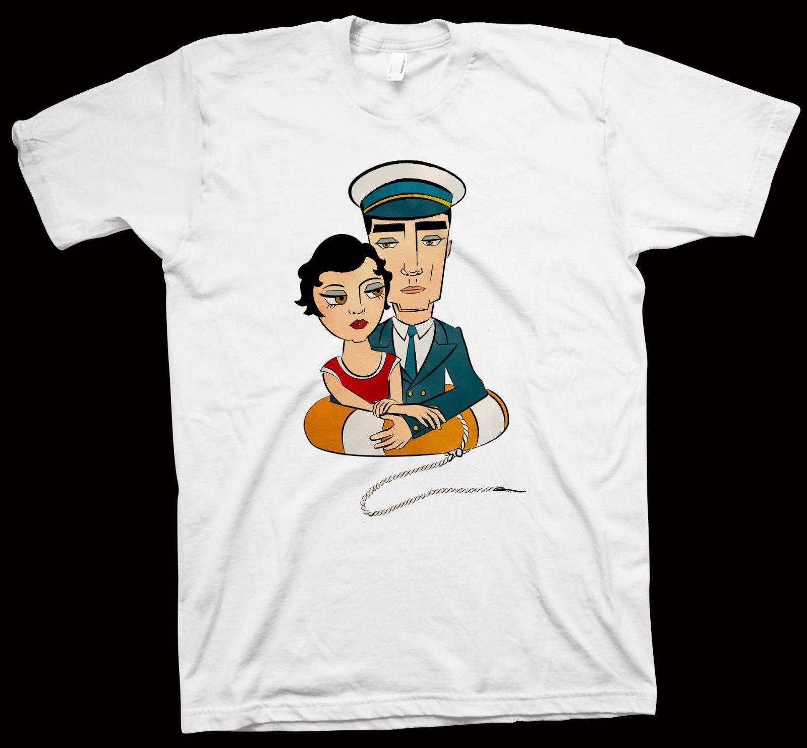 37e0d6d1 Steamboat Bill, Jr. T-Shirt Charles Reisner, Buster Keaton ...