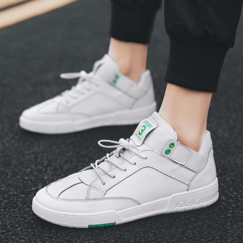 Men Shoes 2019 Spring New Small White Shoes Korean Version of the ... 4813f0063642