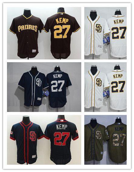 19281ec4 ... cheapest 2019 custom men women youth san diego padres jersey 27 matt  kemp home red blue