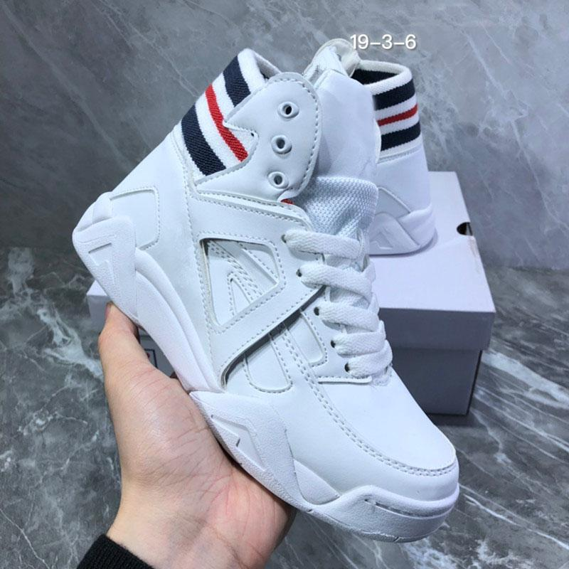 9ee6b634cbc With Box 2019 Fashion File High Top Sneakers Outdoor Shoes Womens Sneakers  White Men Trainers Brand Designer Shoes Zapatillas Online with   128.15 Piece on ...