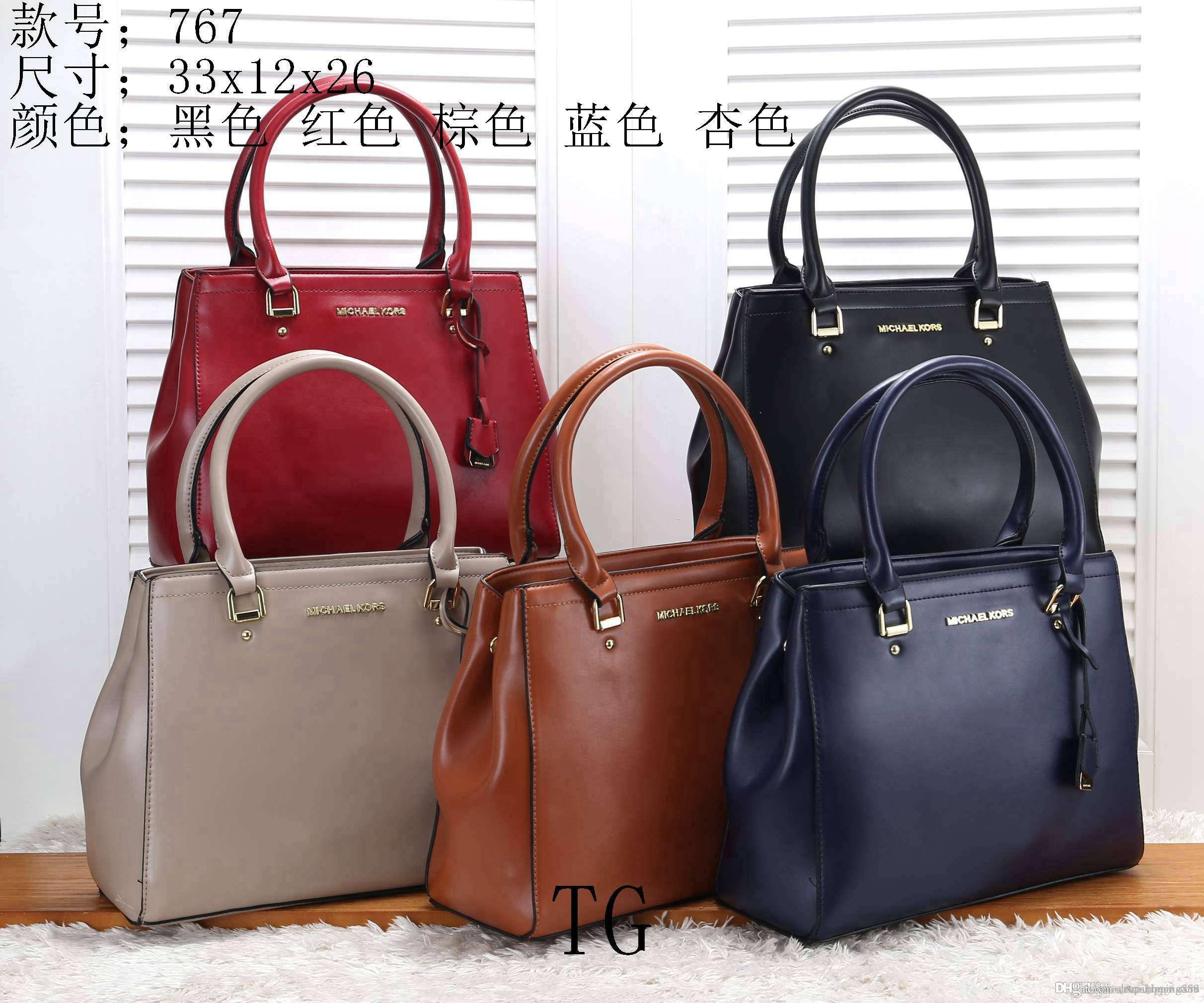 MK 767 TG NEW Styles Fashion Bags Ladies Handbags Designer Bags Women Tote  Bag Luxury Brands Bags Single Shoulder Bag Online with  33.15 Piece on ... 8bde90aeed45c