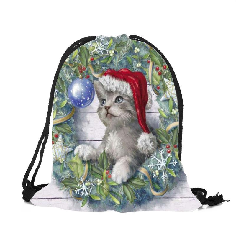 Satın Al Güzel Hatted Hayvan Köpek Kedi Boyama Sırt çantaları Yüksek