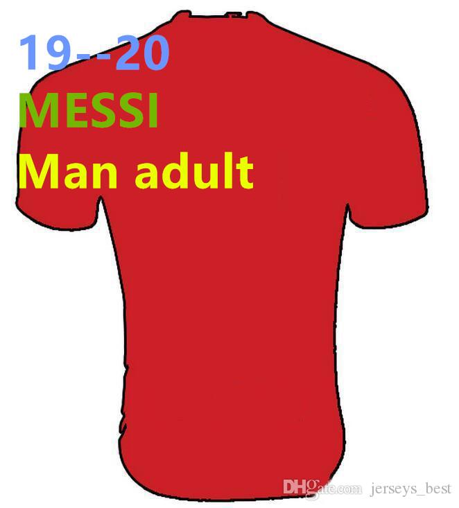 24127892d 2019 2019 2020 Thailand Quality Messi Barcelona Soccer Jersey 19 20 Men  Iniesta Suarez MALCOM Dembele Coutinho Football Uniforms Shirts From  Jerseys best