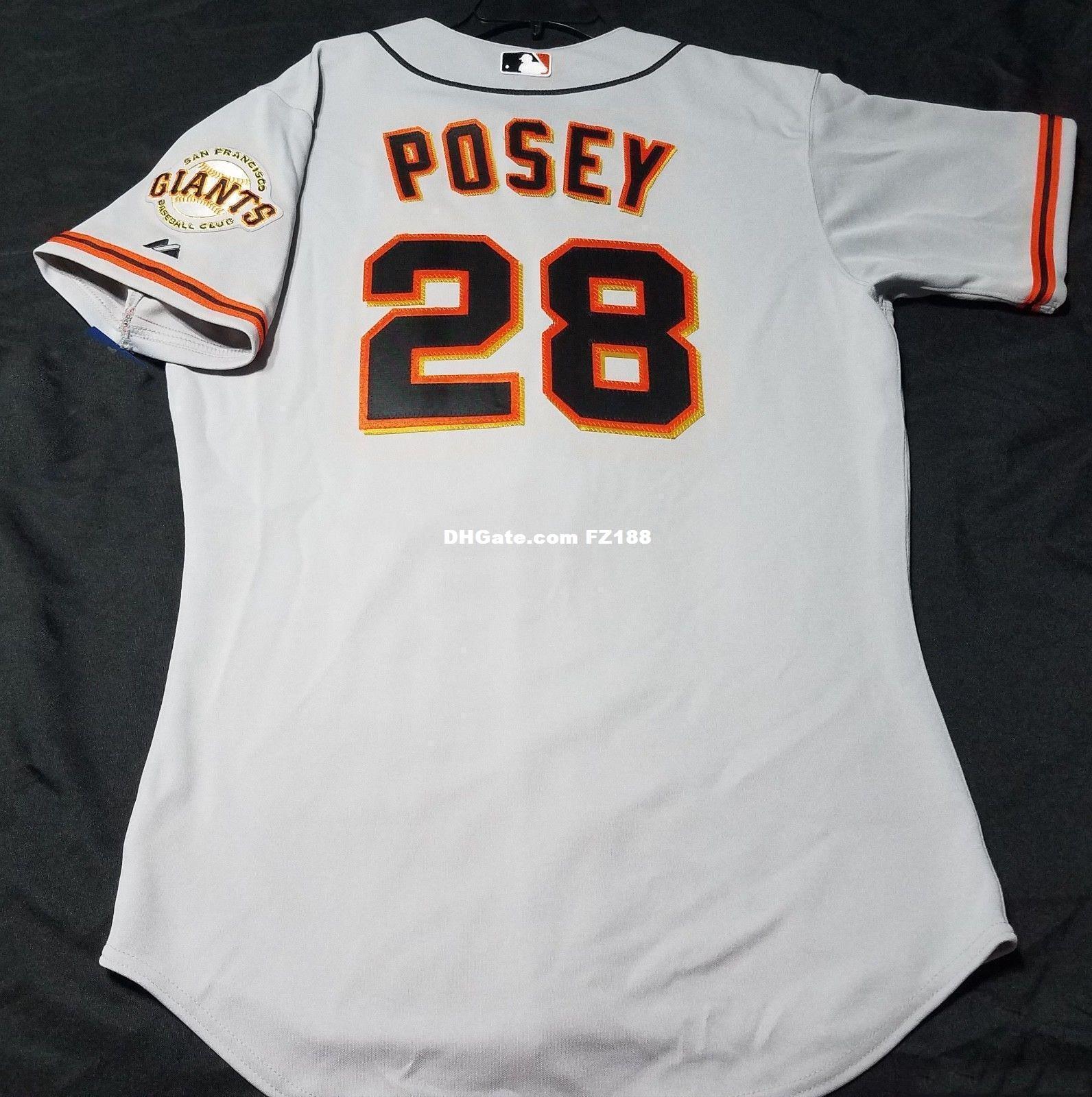 online retailer 058e2 5b68d buster posey jersey cheap