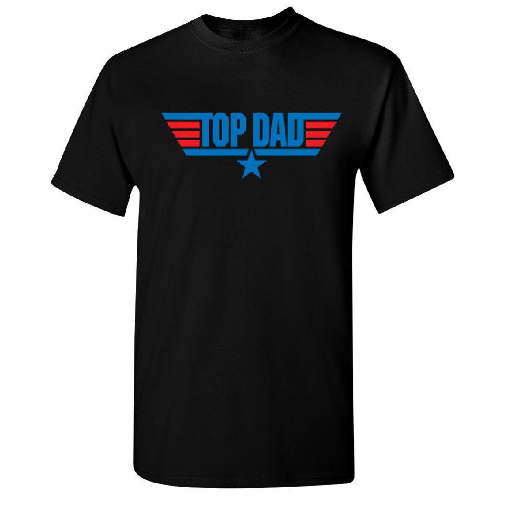f5a20c424edc Top Dad American Hero Father's Day Men's T-shirt High Quality Brand Tee  Men's Clothing T-Shirts, Tees Men Hot Cheap ,Short Sleeve Male