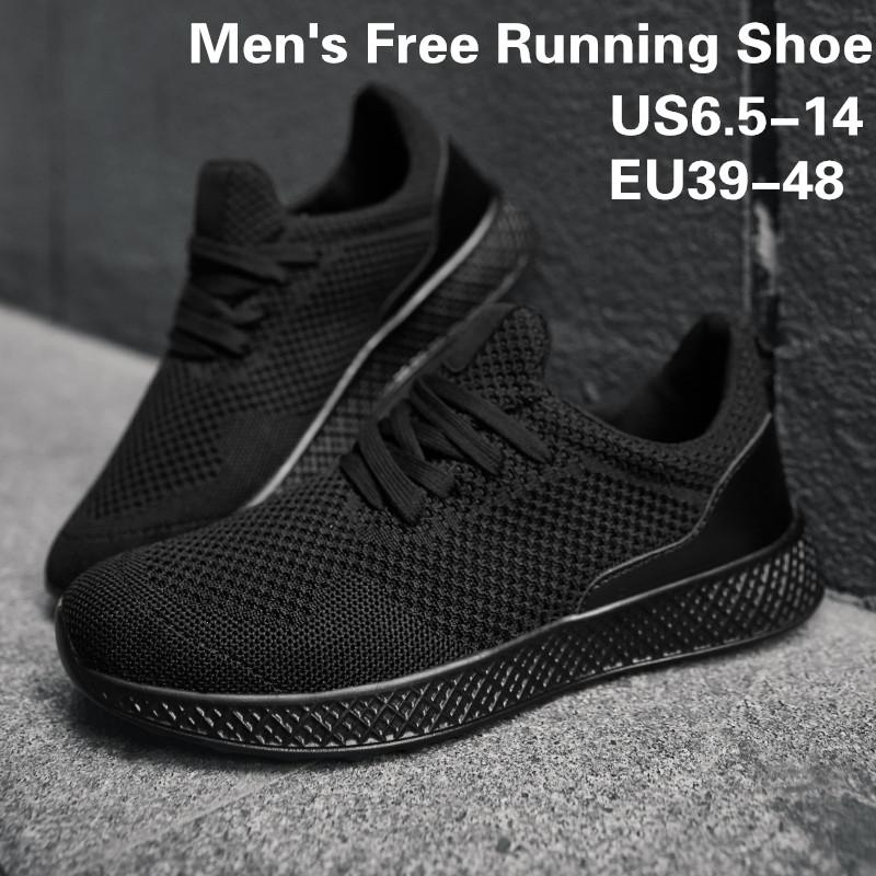 51b77f6f6c6fa Men S Cloudfoam Ultimate Running Shoe Lightweight Breathable Mesh Casual  Fashion Sneakers Athletic Walking Shoes Loafers For Men Red Shoes From  Happypace
