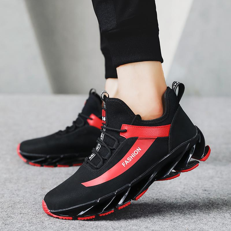 2019 Spring Mens Best Running Shoes Mid Top Gym Shoes Outdoor For