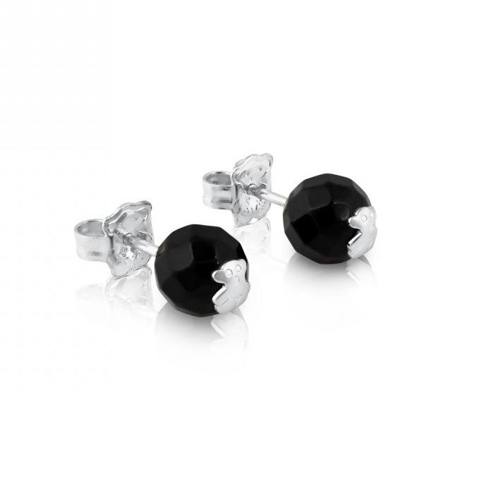5358238aa Cheap Punk Men Earring Black Stud Wholesale New Earring Fashion for Girls