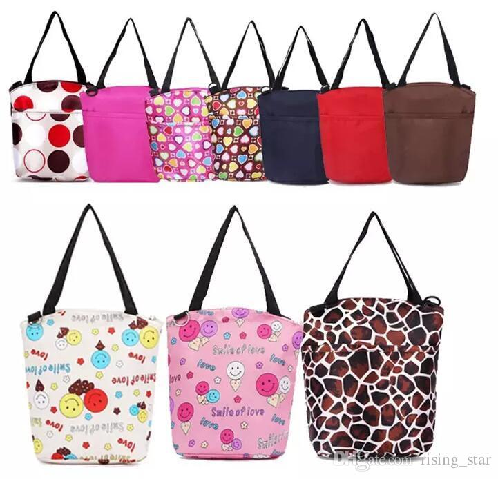 Diaper Bags Shoulder Bags Baby Bottles Heat Preservation Bags Baby Feeding Bottle Standard Caliber Nursing Bottle Breast Nipple Mini Bag
