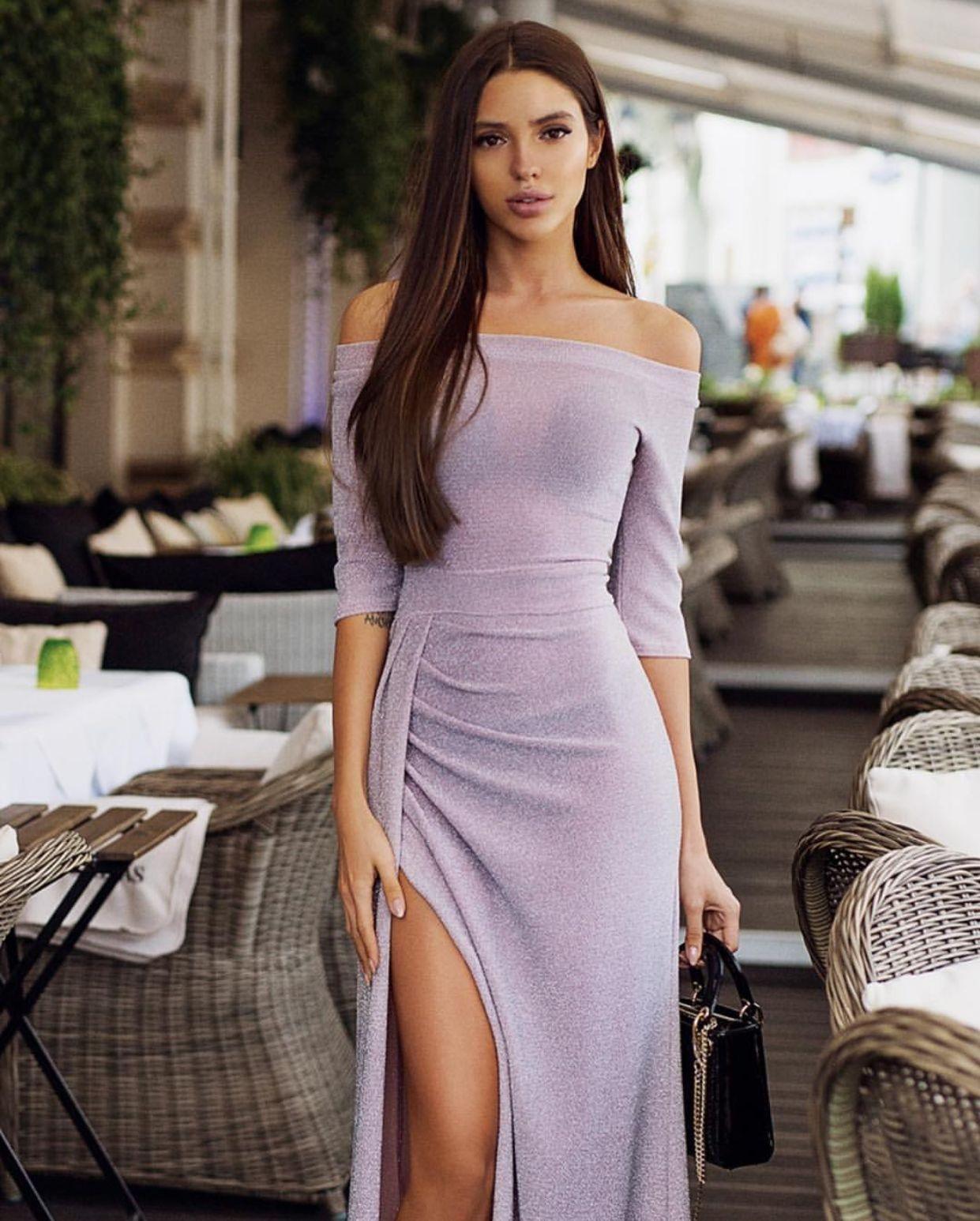 Fashion Dresses 2019: 2019 Dresses Boho Style Long Dress Women Off Shoulder