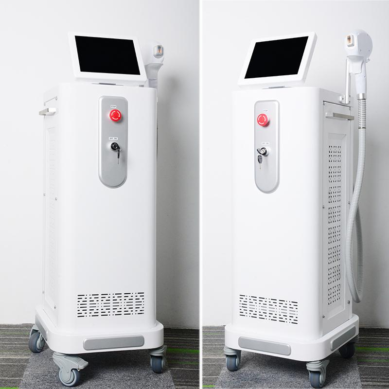 Diode laser 808nm machine shaving hair removal Ice Painfree Permanent Diode Laser Hair Removal 808nm Laser Beauty Equipment